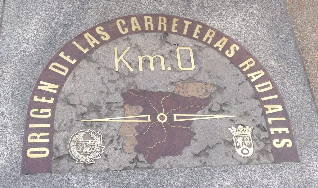 madrid km 0